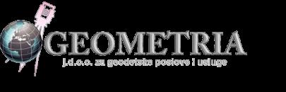 GEOMETRIA – ZA GEODETSKE POSLOVE I USLUGE