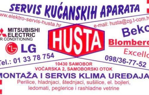 ELEKTRO-SERVIS HUSTA