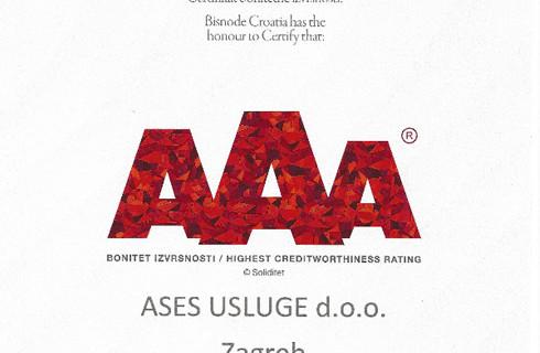 ASES USLUGE d.o.o.