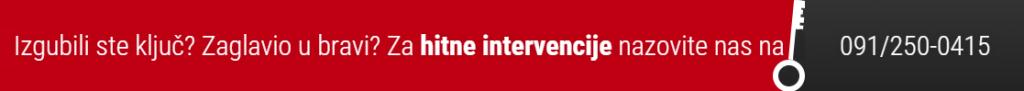 hitne intervencije
