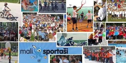MALI SPORTAŠI -sportska akademija